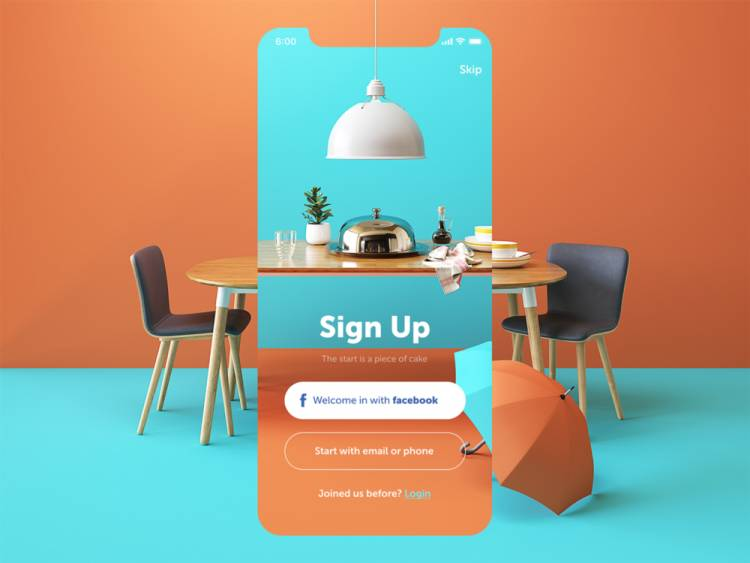 Big Review of UI Design Trends We Start 2019 With