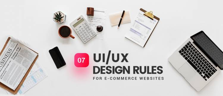 """What are some unwritten UI/UX rules for an e-commerce website?"""